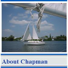 In School Seamanship Famous Fl - Of Stuart World The Chapman Boat