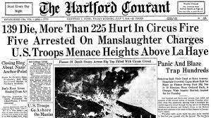 Image result for hartford circus fire