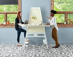 modular office furniture manufacturers bivi modular desk system in white finish with 2 desks arch accessory