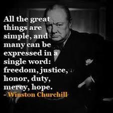 Winston Churchill Love Quotes Plucky Brits II Winston churchill and Roosevelt 7