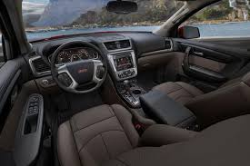 gmc acadia 2015 interior. 2015 gmc acadia new car review featured image large thumb3 gmc interior