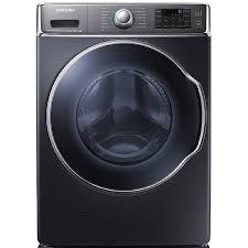samsung front load washer. samsung 5.6-cu ft high-efficiency stackable front-load washer (onyx) front load