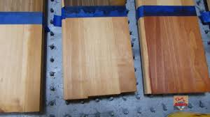 The Effects Of Different Stains On White Pine Wood 15 Steps