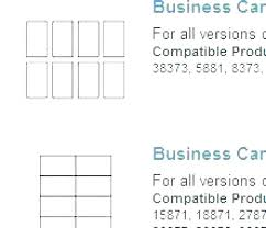 Avery Template Business Cards 8371 Metabots Co