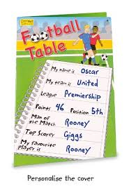 Doowell Activity Charts Doowell Activity Charts Magnetic Football Table