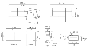 Average Couch Length Size Standard Sofa Dimensions Of Standar  Table Height