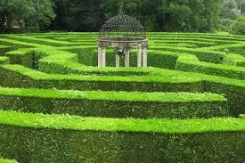 Small Picture Hedge maze Wikipedia