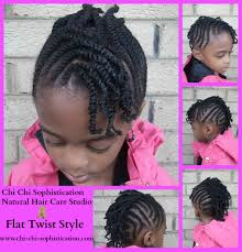 Chi Hair Style flat twist style chichisophistication children hair 2850 by stevesalt.us