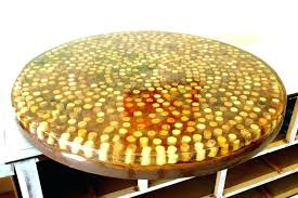 resin table top clear casting resin table tops handmade wine cork painters tape frame hold get resin table