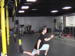 trx exercises for stronger leaner legs