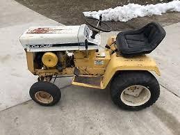 cub cadet garden tractors. Cub Cadet 106 Garden Tractor Tractors