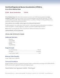 resume examples nurse anesthesia   basicresumedesign website    resume examples nurse anesthesia certified registered nurse anesthetist resume