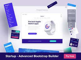 Bootstrap 4 Tutorial Create A One Page Template Designmodo