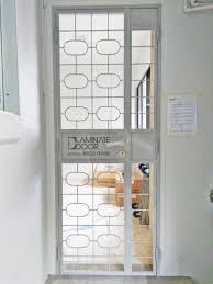laminate door fire rated main door metal gate bedroom door and toilet door suppliers in singapore