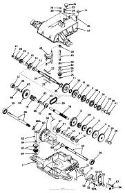Simplicity 1692287 broadmoor 15hp gear parts diagram for gear rh jackssmallengines 2000 metro manual transaxle