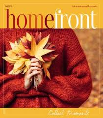 2019 Fall Homefront By Tecumseh Homefront Issuu