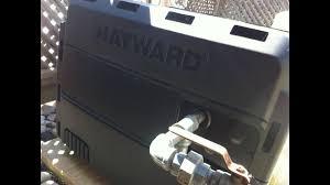 Pool Heater Pressure Switch Light On Pool Heater Wont Start