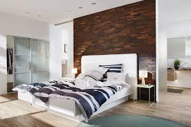 Wandverkleidung Aus Holz Im Schlafzimmer Höchste ästhetik Mit