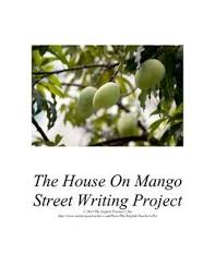 best tpt english lessons for the secondary teachers  looking for a great writing project for sandra cisneros the house on mango street