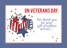 Thanks For Your Service Thank You For Your Service Free Veterans Day Ecards