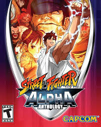 Street, fighter, zero 3 - Double Upper - Playstation Portable
