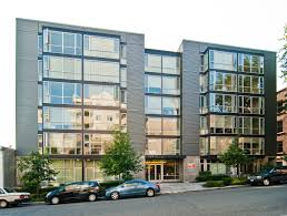 Modern Apartment Building And Modern Apartment Building Modern - Modern apartment building elevations