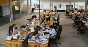 office space area lighting warehousing. new orleans louisiana coworking space office warehouse area lighting warehousing