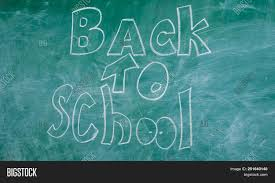 School Chalkboard Background Chalkboard Inscription Image Photo Free Trial Bigstock