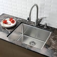 Farmhouse Sinks Youu0027ll Love  WayfairKitchen Counter With Sink