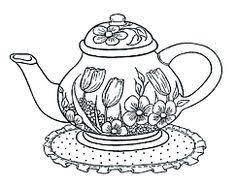 Small Picture marginalia New Mouse House Summer Teapot Coloring Pages