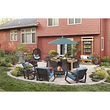 Decorating Patio Decoration Using Lowes Patio Cushions With