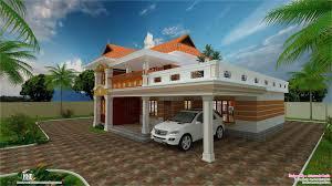 2700 sq feet beautiful villa design kerala house design idea