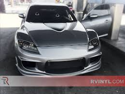 2004 mazda rx8 blacked out. mazda rx8 20042008 blackout headlights 2004 rx8 blacked out
