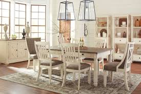 Antique White Dining Room New Decorating Ideas
