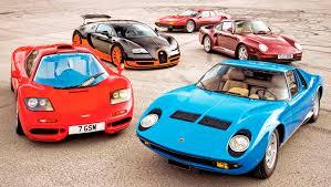 Why are bugatti so rare while most people buy lamborghini and ferrari? there are some good answers to this question already posted, all of which emphasize the point that the. Lamborghini Ferrari Bugatti Porsche Mclaren