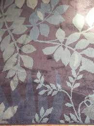 purple leaves pattern area rugs for floor decoration ideas large the dump round rug clearance