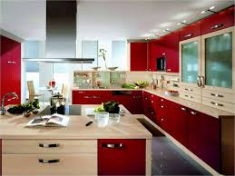 red modern kitchen cabinets melamine kitchen cabinets kitchen cabinet door designs red and black kitchen ideas