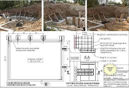 Small Picture ICF Home Project With Tall Basement Walls in Milford Michigan