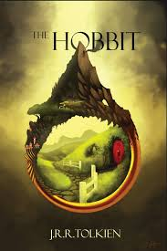 hobbit book cover redesign by cody harder