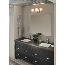 Vanity Bathroom Light Moen Yb8863bn 90 Degree Brushed Nickel Bathroom Lighting Lighting