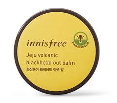 <b>Бальзам для очистки пор</b> Jeju volcanic blackhead out balm, Innisfree
