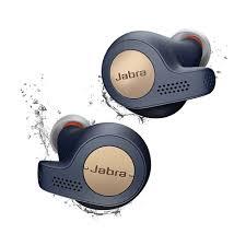JABRA Elite <b>Active</b> 65t <b>Wireless Bluetooth Headphones</b> ...