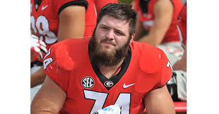Ben Cleveland Uga Depth Chart Ben Cleveland Strength On Strength He Can Match Up With