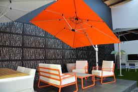 rectangular porch umbrellas  patio outdoor decoration