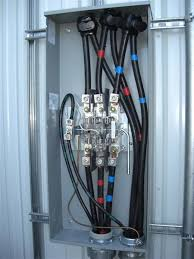 elite fitness center meter base installation diagram at Meter Box Wiring