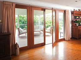 after french doors flood the interior with light and integrate the deck with the floorplan