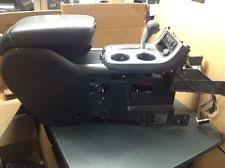 gmc acadia car truck interior consoles parts 2007 2008 2009 2010 2011 2012 gmc acadia center console armrest cup holder 6
