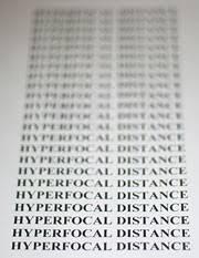 Understanding Your Cameras Hyperfocal Distance