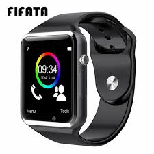 FIFATA <b>Bluetooth</b> A1 <b>Smart Watch</b> Sports Tracker Men Women ...