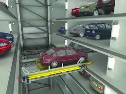 Car Parking Lift Design Wöhr Multiparker 750 760